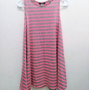 Striped dress